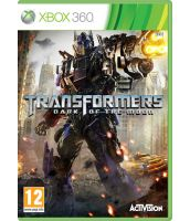 Transformers: Dark of the Moon [русская документация] (Xbox 360)